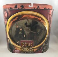 The Lord of the Rings The Two Towers Pippen and Ugluk - Toybiz 2002