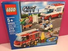 Lego City Starter Set 60023 SEALED