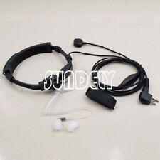 Motorola RadioThroat Mic Headset Adjustable FD-450A FD450A FD-160A FD160A PMR446