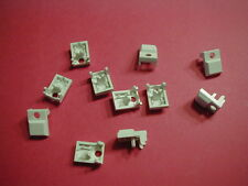 WJ 8617, 8618 Receiver Keytops Blank with LED Hole Special Sale! 25 pcs