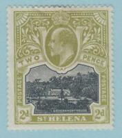 ST HELENA 52 MINT  HINGED OG * NO FAULTS EXTRA FINE !