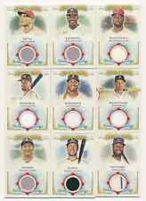 2020 Topps Allen Ginter Full Size Memorabilia Relic Group B You Pick Choose List