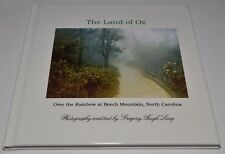 "LAND of OZ ""Over the Rainbow at Beech Mountain NC"" RARE WHITE EDITION #2/3"