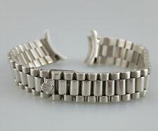 Rolex 8570 18K White Gold Watch Band Bracelet Lady Datejust Swiss Switzerland
