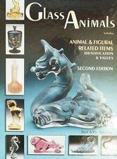 BOOK/LIVRE/GUIDE PRIX/BOEK/BUCH : GLASS ANIMALS/ANIMAUX en VERRE/DIEREN IN GLAS