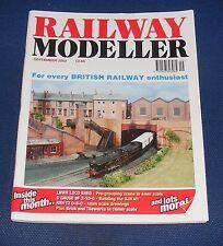 RAILWAY MODELLER VOLUME 54 NUMBER 635 SEPTEMBER 2003 - RUGBY ROAD