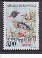 France année 1993 Série Nature de France Le Harle Huppé N° 2788** réf 4679