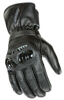 Joe Rocket Joe Rocket Sonic Sport Leather Motorcycle Race Gloves 1440 Black Siz