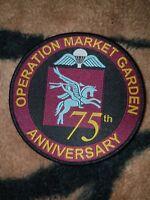 Parachute Reg,Airborne Forces Arnhem Para wings Pegasus 75th anniversary patch/A