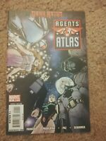 Agents of Atlas #1 2009