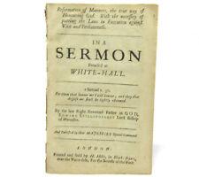 SERMON Reformation of Manners the True Way of Honouring God EDWARD STILLINGFLEET