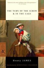 The Turn of the Screw and in the Cage by Henry James (2001, Paperback)