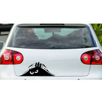Voiture Coup d'Oeuil Monstre Peering Auto Emblème Autocollant  Fenêtre Décor