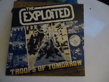 The exploited-troops of Tomorrow-Link Records – link LP 066-VINILE LP