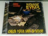 Psychopathic Rydas CD Check Your Sh*t in B*tch! ICP Insane Clown Posse Twiztid