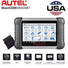 Autel MaxiCom MK808BT Auto Diagnostic Tool OBD2 Code Reader Scanner MK808 DS808
