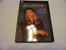 Joni Mitchell - Painting with Words ( DVD )