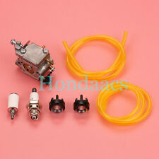 Carburetor fuel filter Line Primer bulb kit For Homelite 35cc 38cc 42cc Chainsaw