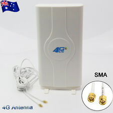 49dBi 4G LTE Booster Ampllifier MIMO Antenna SMA Telstra Optus for Huawei /ZTE