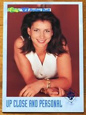 MANON RHEAUME, 1993 CLASSIC ROOKIE CARD IN EXCELLENT CONDITION !