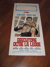 Locandina,1974,Esecutore oltre la legge,Les Seins de glace,Alain Delon,Darc