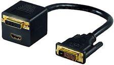 Dvi-stecker Dvi-buchse HDMI Buchse vergoldete Kontakte