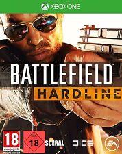 Xbox One Spiel Battlefield Hardline UNCUT NEUWARE
