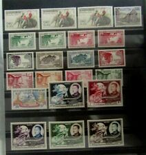 LAOS - Stamps COLLECTION - Used Mint MH / MNH - VF - r73e0468