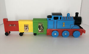 Thomas the Train Mattell 2012 Pull Back And Go Livestock