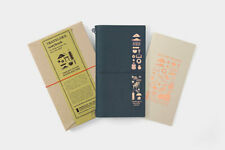 Travelers Factory Kyoto Edition Limited Leather Cover Travelers Notebook