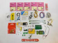 CL500-2# H0 Konvolut, nicht geprüft: Signal etc (Brawa,Faller,Kibri,Märklin etc)