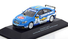 CHEVROLET CRUZE LT #2 PLATO 2010 BTCC CHAMPION EDITIONS ATLAS 1/43 SILVERLINE
