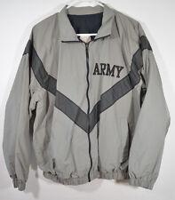 IPFU Army PT Jacket Reflective Stripe Men's Medium/Regular
