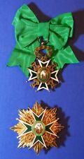 EARLY BRITISH CANADIAN DAME OF THE ORDER OF ST LAZARUS OF JERUSALEM SET   AB0099