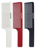 BaByliss PRO Barberology Clipper Combs Black, Red, or White  - NEW