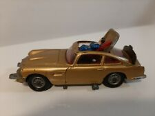 Rare 1965 James Bond Corgi 261 Die Cast Aston Martin DB5