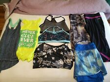 Mixed Lot of Women's Activewear Sz. XXL Danskin, Old Navy, Champion 8 items