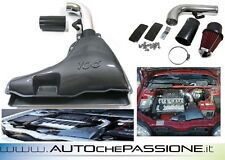 Kit Sistema Filtro Peugeot 106 1993>2003 Cup  airbox air box aspirazione rally