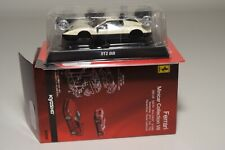 V 1:64 327 KYOSHO COLLECTION 7 FERRARI 512BB 512 BB CREAM BLACK MINT BOXED