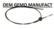 MANUFACT Gemo Hood Release Cable FITS MERCEDES