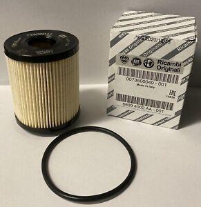 Genuine Alfa Romeo & Fiat Oil Filter 73500049