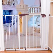 """Home Baby Kids 7.9"""" Metal Extension Part Piece Secure Safety Gate Fence Us"""