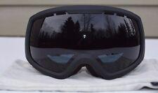2017 NWOB VONZIPPER SKYLAB SNOWBOARD GOGGLES $170 black satin blackout