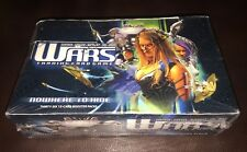 Wars Trading Card Game Nowhere To Hide 36 Packs Booster Box Decipher Inc. Rare!