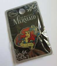 Sold Out Disney Loungefly Little Mermaid Kiss the Girl Ariel Enamel Pin Brooch