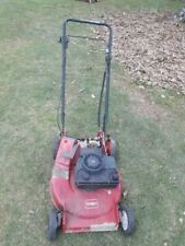 Vintage Toro aluminum deck Lawnmower -