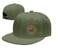 Custom Grateful Dead Rock Band Steal Your Face Baseball Caps Adjustable Hats