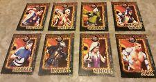 Rare 1995 Midway Mortal Kombat 3 MK3 Non-Sports Code Card Lot