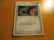 Carte Pokémon Échange Holo Reverse 102/112 Rouge Feu Vert Feuille Neuve
