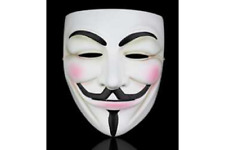 V for Vendetta - Resin Mask - Cosplay - Replica